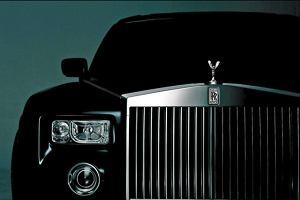 Rolls-Royce jak czo�g