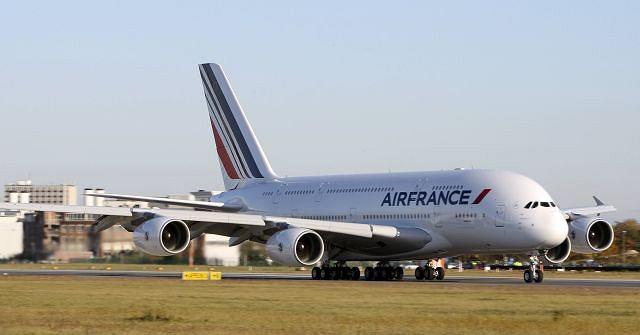 Największy samolot pasażerski świata - Airbus A380