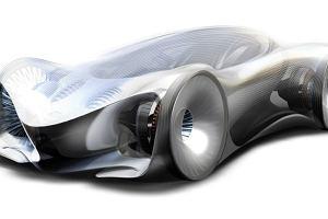 Czy tak wyglądać będą auta za 20 lat?
