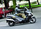 Honda SW-T400 ABS - test
