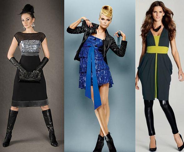 Sukienki na karnawa�, studni�wk�, sylwestra