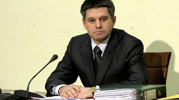 Wiceminister finansów Jacek Kapica przed komisją do spraw afery hazardowej