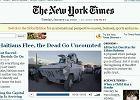 New York Times zacznie pobiera� op�aty za tre�ci online?