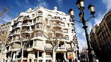 Barcelona, Casa Gaudi
