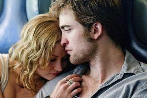 """Pattinson na planie filmu """"Tw�j na zawsze"""""""