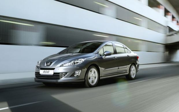 Peugeot 408 - debiut w Chinach