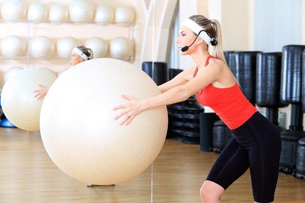 Pilates - nowa forma fitness