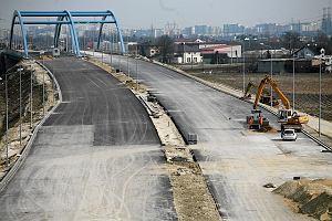 Startuje budowa po�udniowej obwodnicy Warszawy