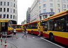 Autobusy w Warszawie