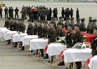Rodziny ofiar w obronie mjr. Protasiuka