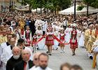 Abp Nycz na procesji Bożego Ciała: Nie dzielcie Polski