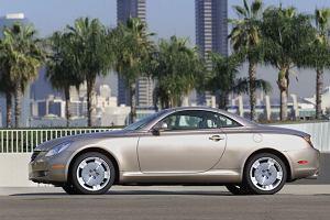 Lexus SC odchodzi na emerytur�
