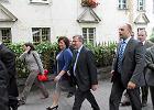 Prezydent Komorowski: w tych wyborach zag�osuj� na kobiety