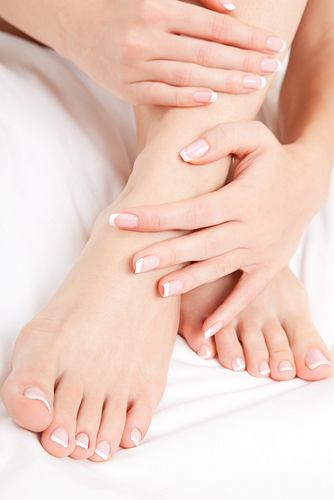Domowy manicure i pedicure