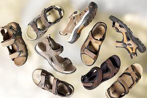 Sandały na upały