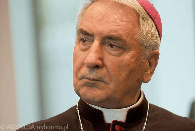 Abp Józef Kowalczyk, prymas Polski