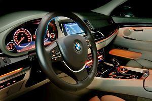 BMW 5 GT do serwis�w