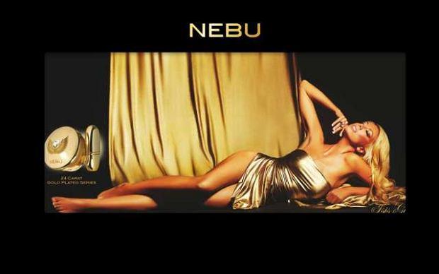 Isis Gee twarz� Nebu Cosmetics