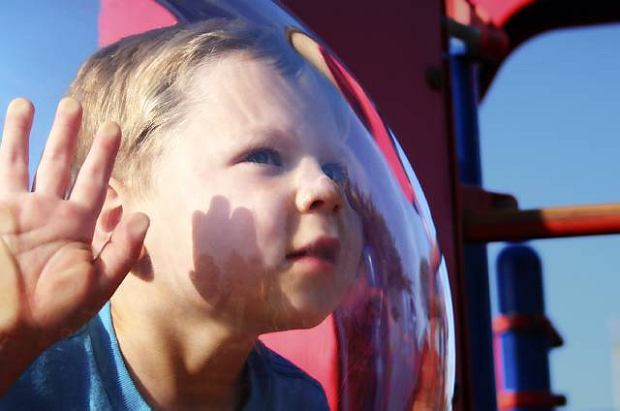 Autyzm czyli �wiat pod szklanym kloszem