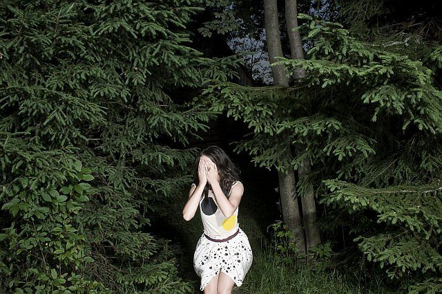 Monika Brodka - Granda / fot. Magda Wunsche i Samsel / Sony Music Poland