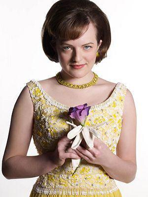 Elizabeth Moss jako Peggy Olsen / fot: gazeta.pl