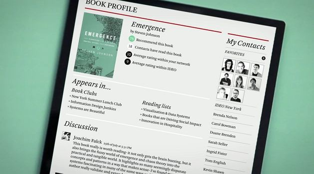the future of the book