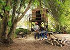 Drewno do kominka - r�banie, pi�owanie i suszenie