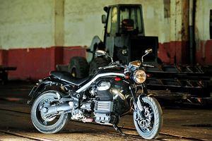 Moto Guzzi Griso 8V | Za kierownic�