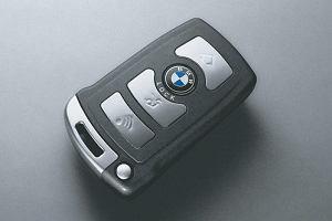 BMW - kluczyk jako karta kredytowa