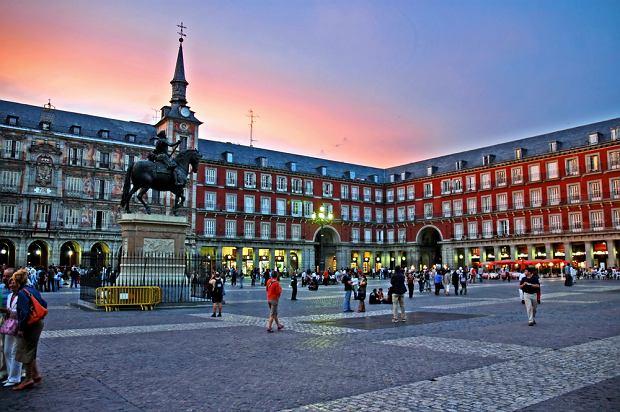 Hiszpania. Madryt w dwa dni