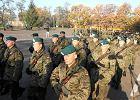 Wojsko zwalnia szeregowych