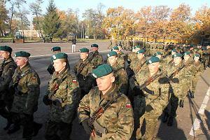 W wojsku brakuje ponad 1,7 tys. starszych szeregowych