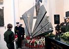 Pomnik ofiar katastrofy smole�skiej ods�oni�ty