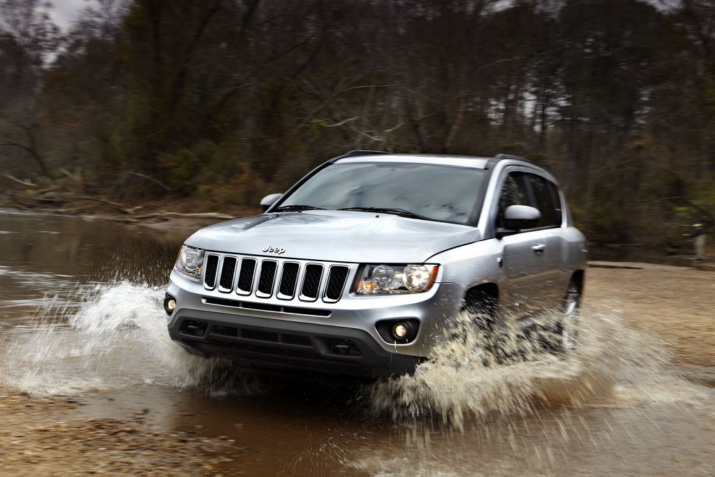 Jeep Compass 2011 (face-lifting)