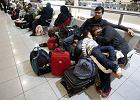 Kilka tysi�cy os�b utkn�o na lotnisku w Brukseli