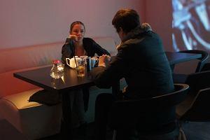 Natalia Lesz spotkała się z dziennikarzem w jednej z warszawskich restauracji.