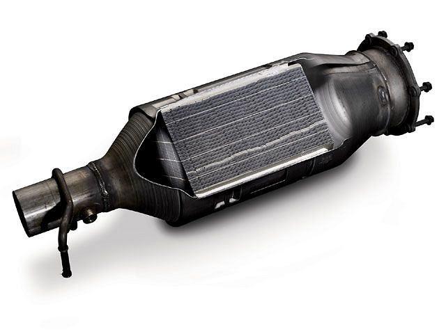 filtr DPF (Diesel Particulate Filter) - kłopotliwy element silników diesla