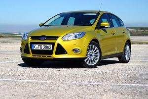 Ford Focus z nowym silnikiem
