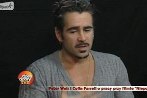 """Colin Farrell m�wi po polsku """"kocham Ci�"""""""