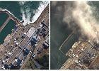 Trzecia eksplozja w elektrowni atomowej Fukushima