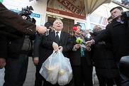 Jarosław Kaczyński rzucił hasło, które podchwyciła cała Polska:
