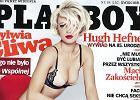 Sylwia Gliwa bez majtek na ok�adce Playboya!