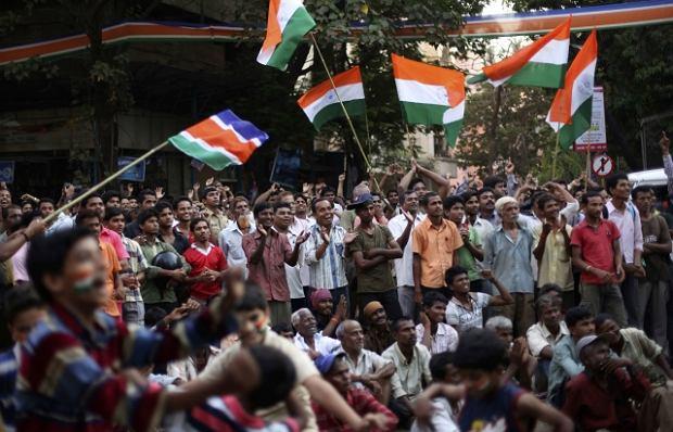 Liczba mieszka�c�w Indii wzros�a do oko�o 1,2 miliarda