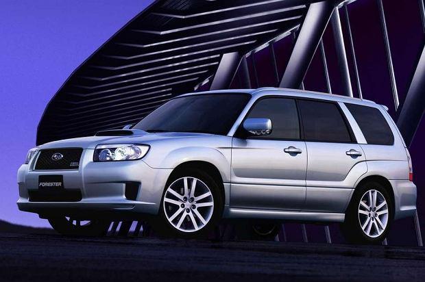 Najlepszy używany kompaktowy SUV (2006)