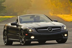 Mercedes SL550 Night Edition | Galeria