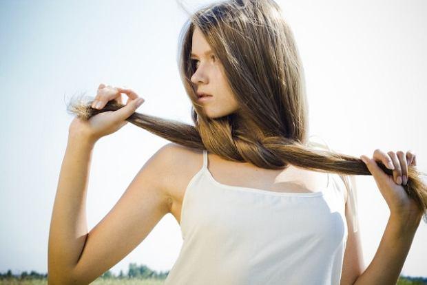 wypadanie włosów wrzody