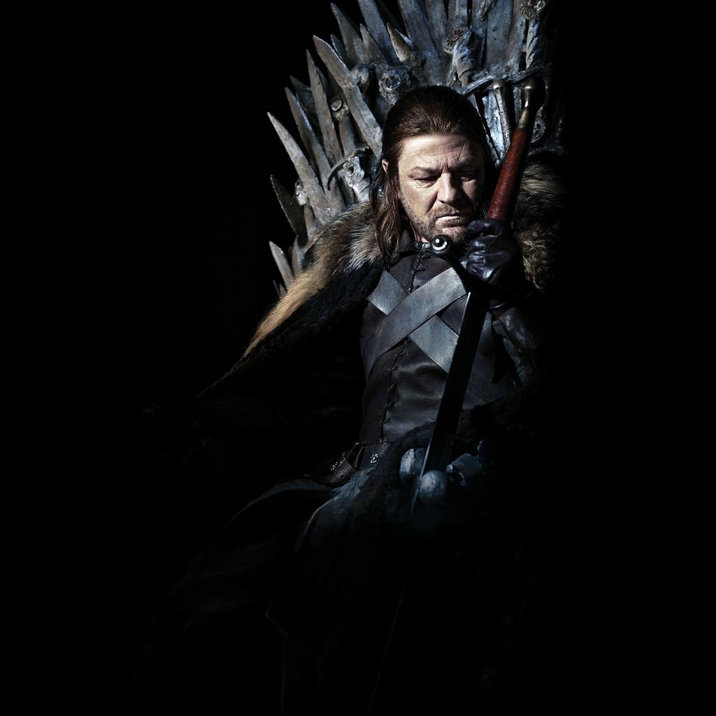 Sean Bean jako Eddard Stark / Fot. HBO