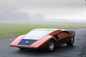 Aukcja szalonych prototyp�w od Bertone