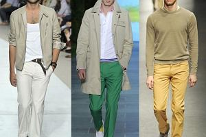 Chinosy - nowy pomys� na spodnie