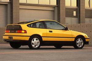 Honda CRX (1983 - 1998) - opinie Moto.pl